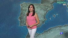 El tiempo en Andalucía - 23/08/2019