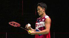 Bádminton - Campeonato del Mundo. 1/4 Final: Momota - Lee Z.J.