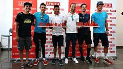 Alicante acoge con sol y calor el arranque de la Vuelta