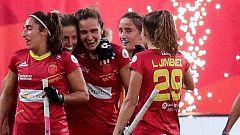 Europeo hockey hierba | España 2-2 Alemania (Marta Segu)