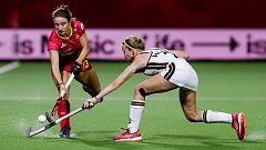 Hockey hierba - Campeonato de Europa Femenino. 2ª Semifinal: España - Alemania