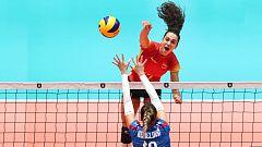 Voleibol - Campeonato de Europa Femenino: Eslovaquia - España