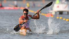 Carlos Garrote, bronce mundial en K1 200