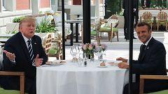 Comienza el G7 en Biarritz entre fuertes medidas de seguridad