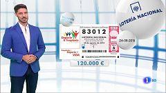 Lotería Nacional - 24/08/19