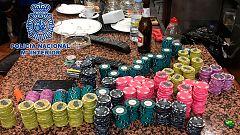 La Policía Nacional desarticula un club clandestino de póker en Madrid