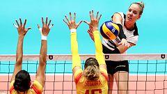 Voleibol - Campeonato de Europa Femenino: Alemania - España
