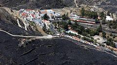 Informe Semanal - Fuego sobre las nubes