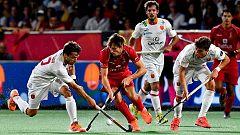 Hockey hierba - Campeonato de Europa Masculino. Final: Bélgica - España