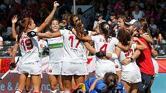 España vence a Inglaterra y logra el bronce europeo en hockey hierba