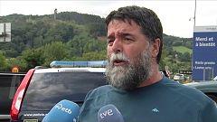 Francia expulsa al dirigente de Sortu Joseba Álvarez tras retenerlo en un control policial