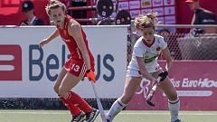 Hockey hierba - Campeonato de Europa Femenino. 3º-4º puesto: España - Inglaterra