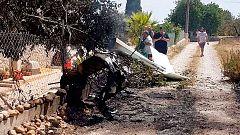 Cinco muertos en Mallorca tras chocar en el aire un helicóptero y un ultraligero