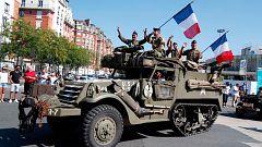 París conmemora el 75 aniversario de la liberación de la ciudad de los nazis