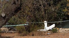 Siete muertos en una colisión aérea entre un helicóptero y un ultraligero