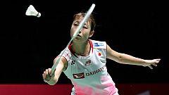 Bádminton - Campeonato del Mundo. Final individual Femenina: Okuhara - Pusarla