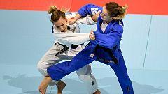 Judo - Campeonato del Mundo Semifinales y Finales individuales -60kg Masc. y -48kg Fem.