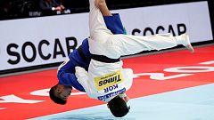Judo - Campeonato del Mundo Semifinales y Finales individuales -66kg Masc. y -52kg Fem.