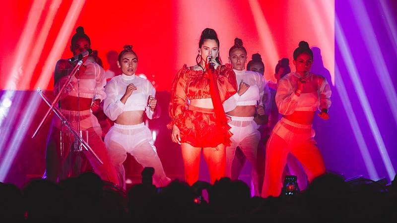 Rosalía se lo juega todo en la gala de los MTV VMAs 2019