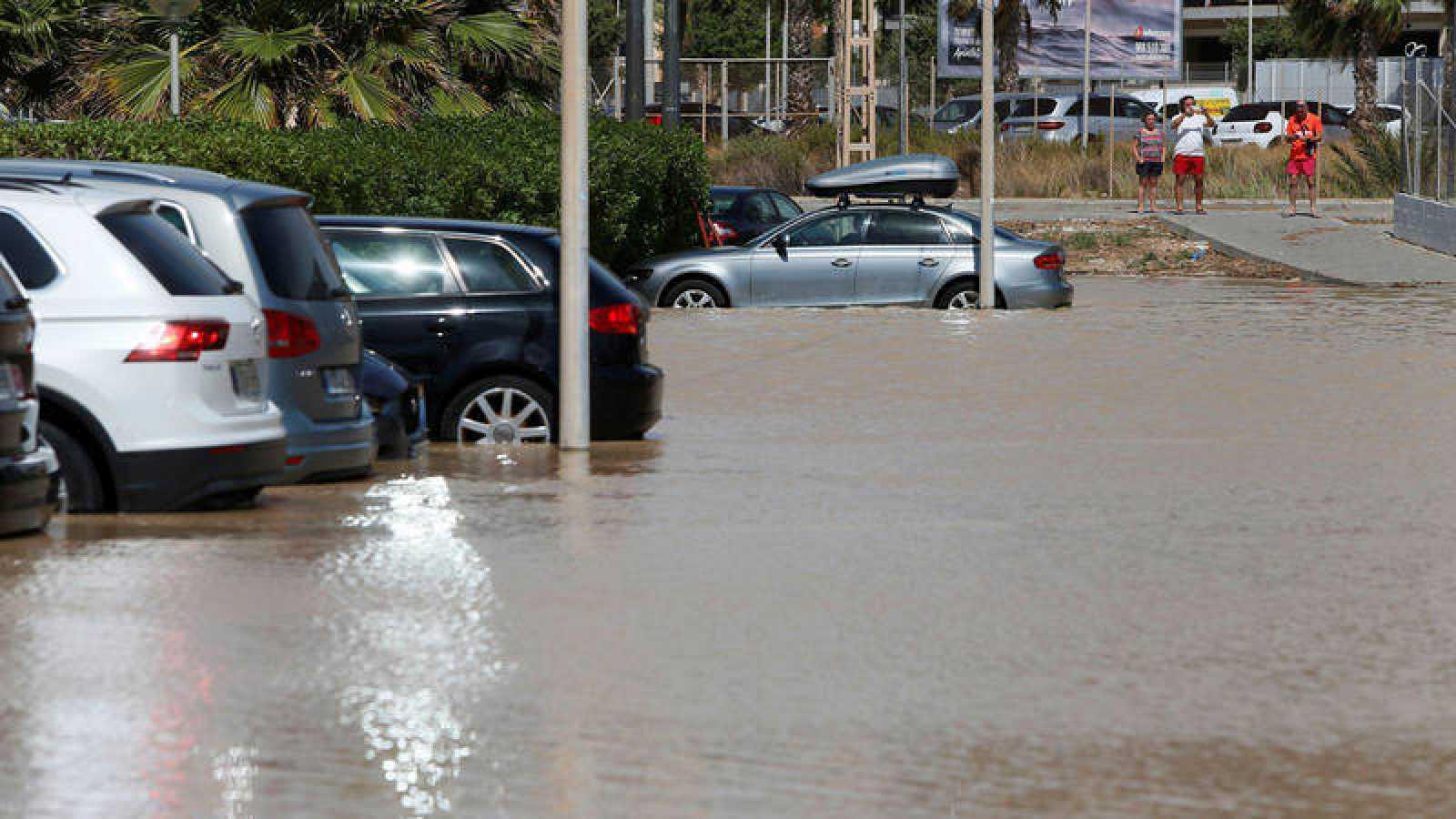 Un total de 14 provincias españolas, en alerta por precipitaciones intensas o tormentas