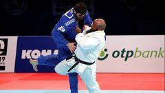 Judo - Campeonato del Mundo Semifinales y Finales individuales -100kg Masc. y -78kg Fem.
