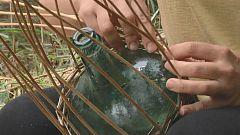 Aquí la tierra - La cultura cestera