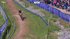 Pauline Ferrand Prevot, campeona del mundo de mountain bike