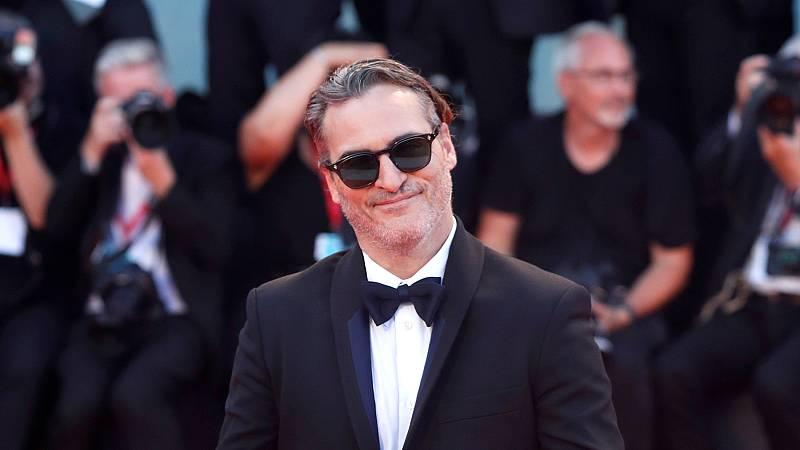 El 'Joker' de Joaquin Phoenix desata la locura en la Mostra de Venecia