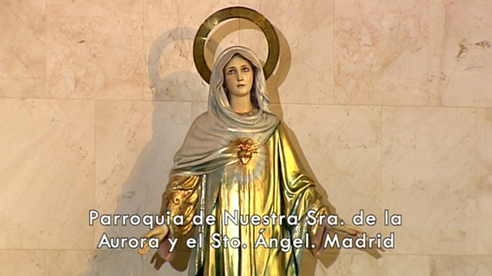 El día del Señor - Parroquia Nuestra Señora de Aurora y Santo Ángel (Madrid) - ver ahora