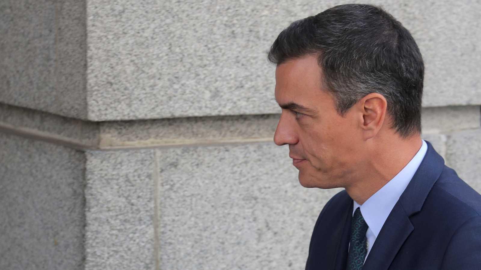 Sánchez vuelve a rechazar un gobierno de coalición y confía en que un acuerdo programático evite nuevas elecciones