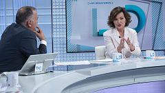 """Calvo: """"No merece la pena cualquier gobierno que no va a funcionar"""""""