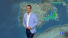 El tiempo en Andalucía - 2/9/2019