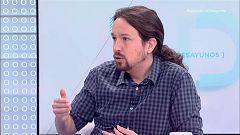 """Iglesias: """"Estoy dispuesto a humillarme, pero que se humille a 3,7 millones de votantes que han votado a Unidas Podemos, no"""""""
