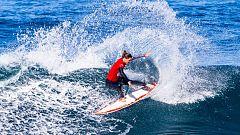 La selección española de surf  lucha en el Mundial de Japón por dos plazas en Tokio 2020