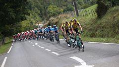Vuelta Ciclista a España 2019 - 11ª etapa: Saint Palais - Urdax Dantxarinea