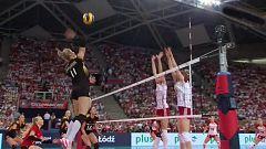 Voleibol - Campeonato de Europa Femenino 1/4 Final: Polonia - Alemania