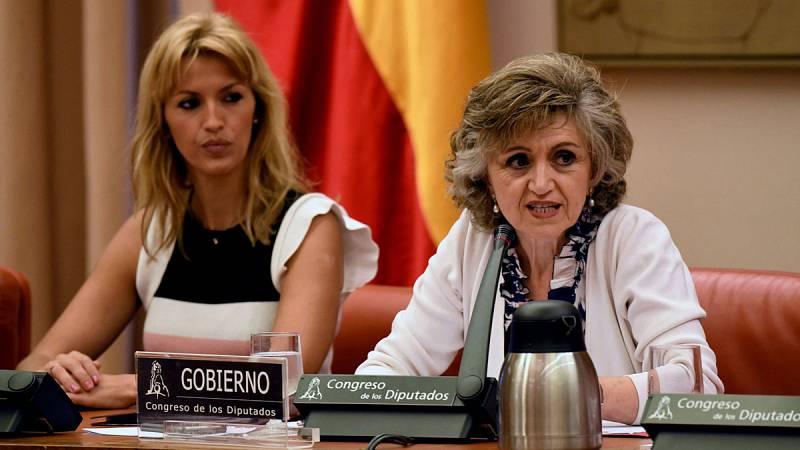 La ministra de Sanidad en funciones, María Luisa Carcedo, ha anunciado que va a proponer una revisión del protocolo de la listeria dentro de la Comisión de Salud Pública del Consejo Interterritorial del Sistema Nacional de Salud (SNS).La ministra ha
