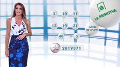 Lotería Nacional + La Primitiva + Bonoloto - 05/09/19