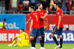 Euro 2020: resumen Rumanía 1-2 España