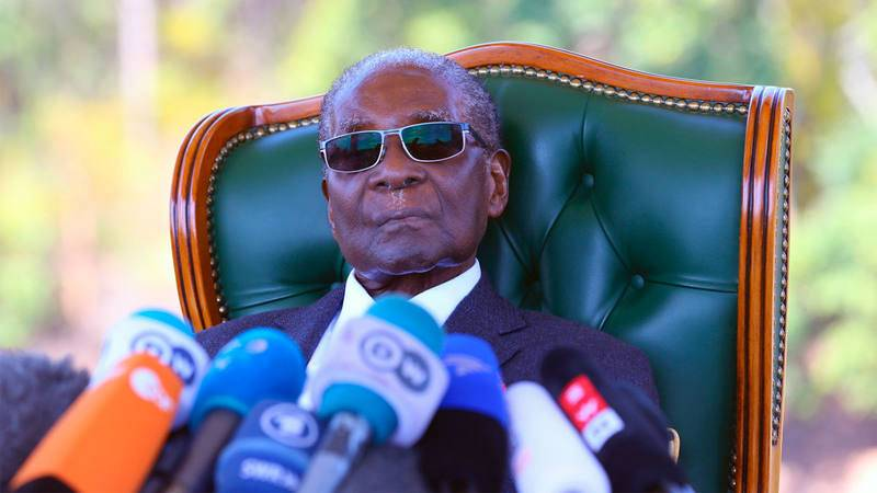 Muere Mugabe, el dictador de Zimbaue