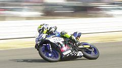 Motociclismo - Campeonato de España de Superbikes. Prueba Albacete