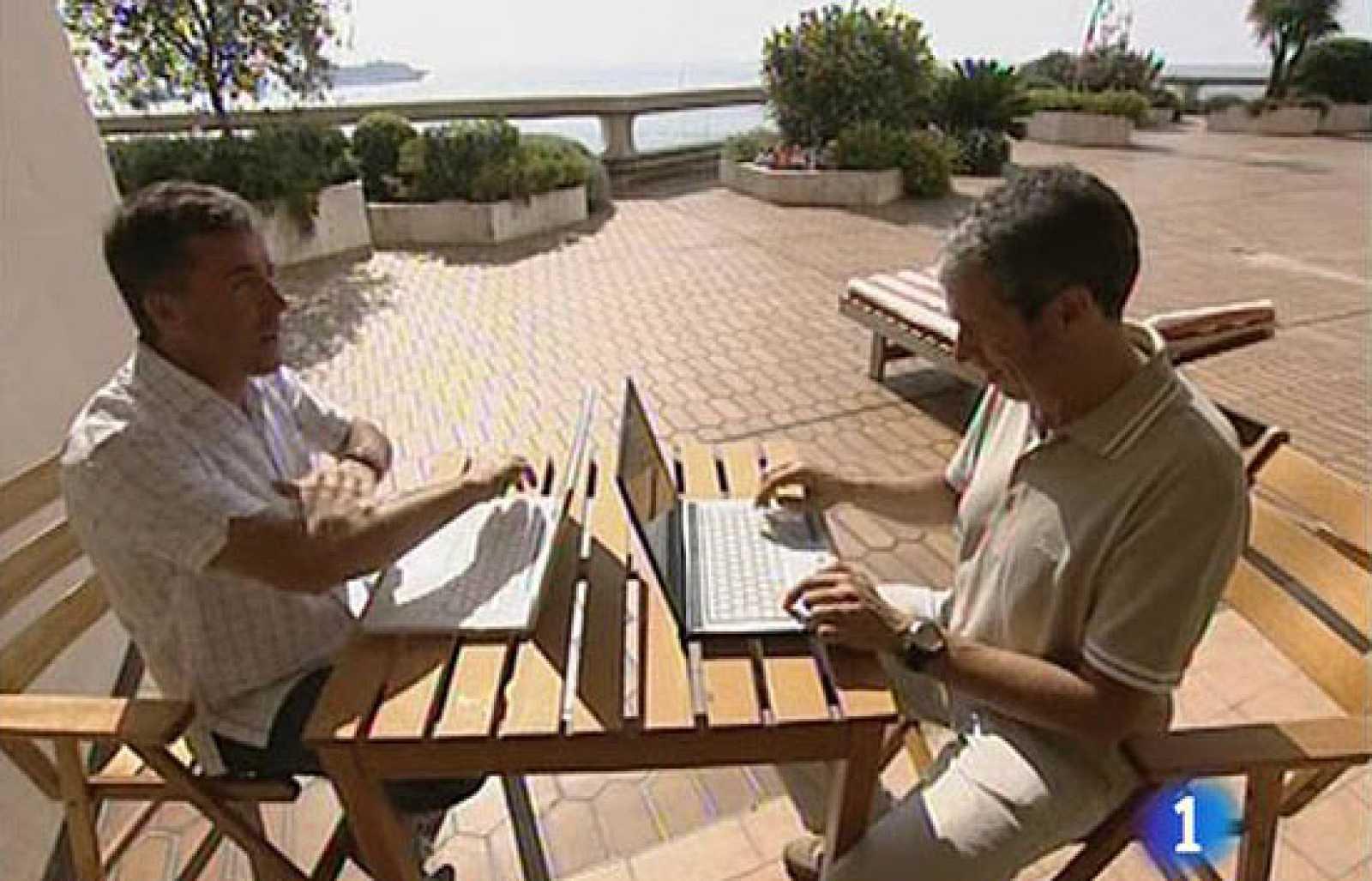 Pedro y Carlos estrenan blog para el Tour