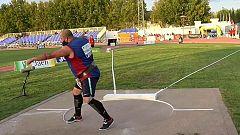 """Atletismo - Mitin Internacional Jaén Paraíso interior """"Memorial Francisco Ramón Higueras"""""""