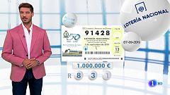 Lotería Nacional - 07/09/19