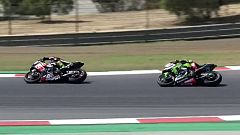 Motociclismo - Campeonato del Mundo de Superbikes. Prueba Algarve WSBK 1ª carrera