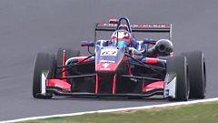 Automovilismo - Eurofórmula Open 1ª carrera desde Silverstone
