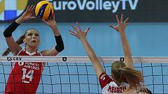 Voleibol - Campeonato de Europa femenino, 2ª Semifinal: Turquía - Polonia