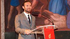 La selección homenajea a otro asturiano ilustre: Juan Mata
