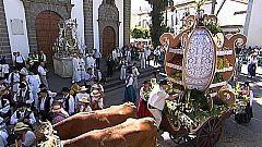 Romería ofrenda a la Virgen del Pino 2019 - 1ª parte - 07/09/2019