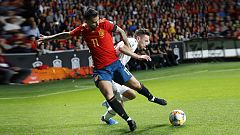 Fútbol - UEFA Qualifiers 2019: España - Islas Feroe